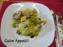 Broccoli-Schnitzel-Auflauf - Rezept