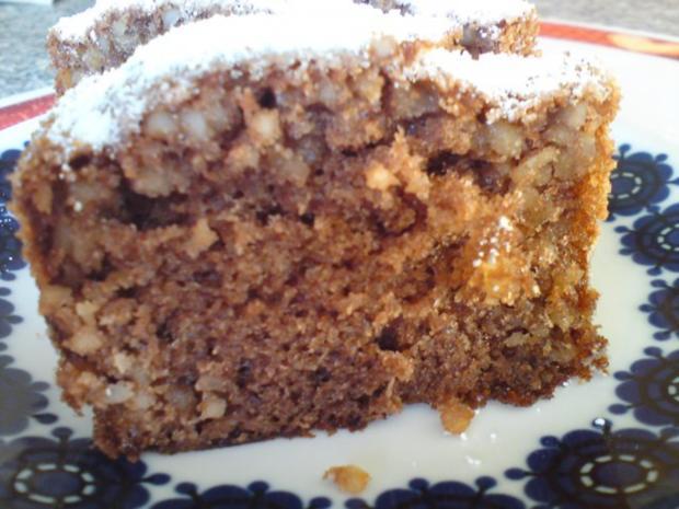 Kaba-Kuchen - Rezept