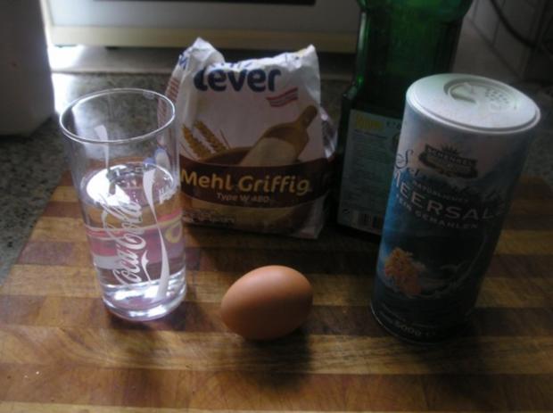 Csipetke - gezupfte Nudeln - Rezept - Bild Nr. 2