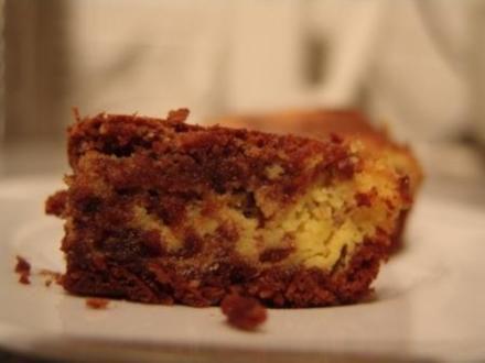 Schoko-Brownies mit Philadelphia - Rezept