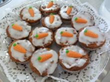 Karotten-Törtchen - Rezept