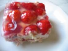 Erdbeertiramisu nach meiner Art - Rezept