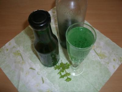 Waldmeistersirup - Rezept
