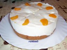 Backen: Mini-Mandarinen-Joghurt-Torte - Rezept