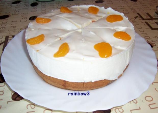 Mini Kühlschrank Für Kuchen : Backen mini mandarinen joghurt torte rezept kochbar