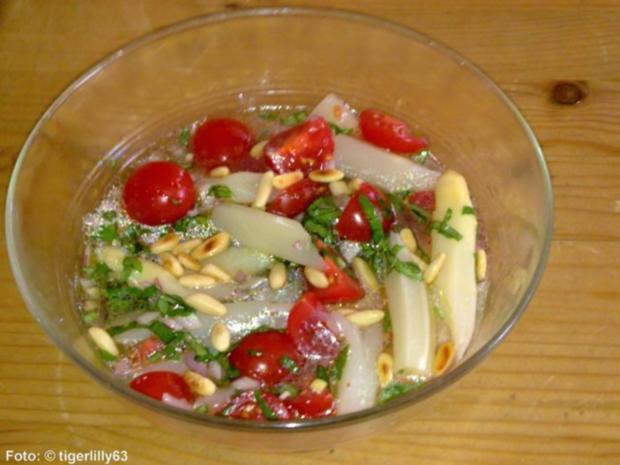 Spargelsalat 'italienisch' - Rezept - Bild Nr. 2