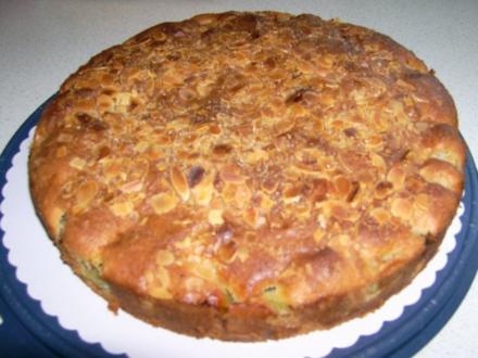 Rhabarber-Kuchen - Rezept