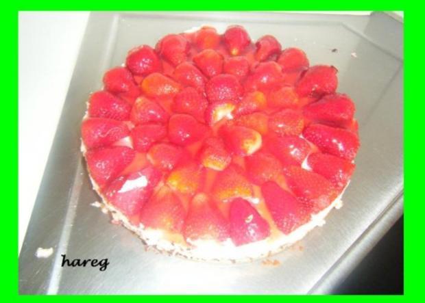 Erdbeer Quark Torte Rezept Mit Bild Kochbar De
