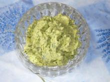 Bärlauchbutter - Rezept