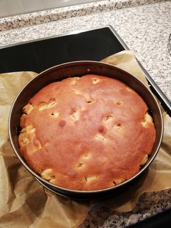 Rhabarberkuchen - Rezept - Bild Nr. 5847