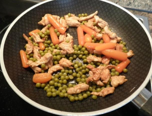 Puten - Gemüse - Pfanne - Rezept - Bild Nr. 3