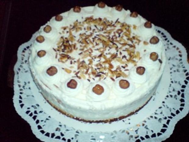 Kuchen Sahne Nuss Torte Rezept Mit Bild Kochbar De