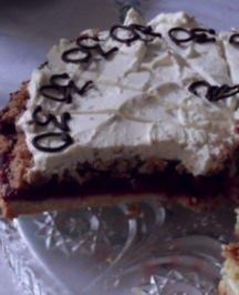 Feuerwehr-Kuchen - Rezept