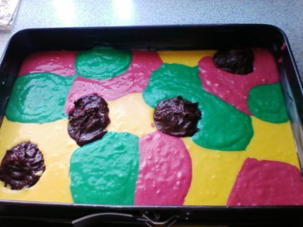 Papageienkuchen Ein Hit Auf Jedem Kindergeburtstag Rezept Mit Bild