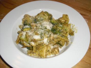 Pappardelle mit Hähnchenbrust - Rezept