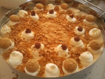 Kirsch-Sahne-Torte - Rezept