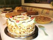 Lara´s Kommunion - Kuchenbuffet - Rezept