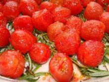 Confierte Tomaten - Rezept