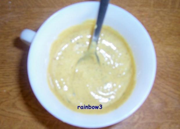 Kochen: Eier in Senf-Kräuter-Sauce - Rezept - Bild Nr. 3