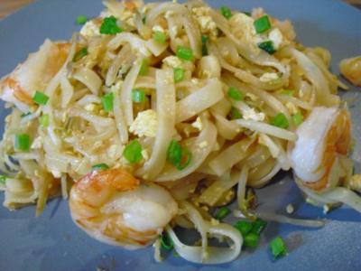 Phad Thai - Rezept