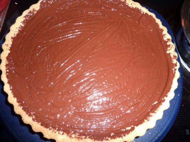Torten: Erdbeertorte mit Pfefferminze - Rezept - Bild Nr. 6