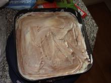Nougat-Käsesahne-Torte - Rezept