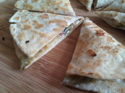 Quesadillas Snack - Rezept