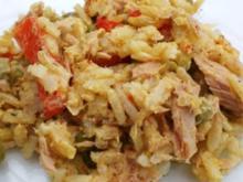 Knudelbaer´s Thunfischsalat - Rezept