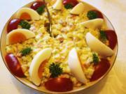 Kartoffelsalat festlich ... - Rezept