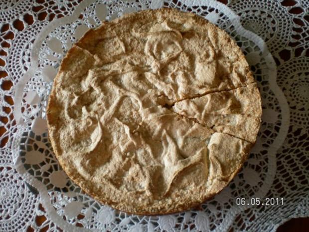Rhabarberkuchen mit Baiser - Rezept - Bild Nr. 2