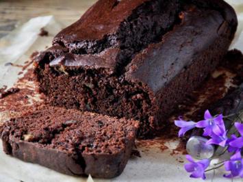 Schokoladenkuchen - Kastenform - Rezept - Bild Nr. 2