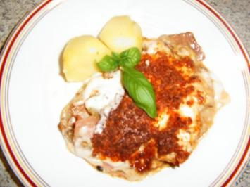 Chicoree-Hähnchen-Auflauf - Rezept