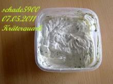 Kräuterquark 01 - Rezept