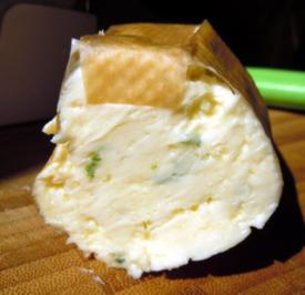 Knoblauch-Limetten-Butter - Rezept