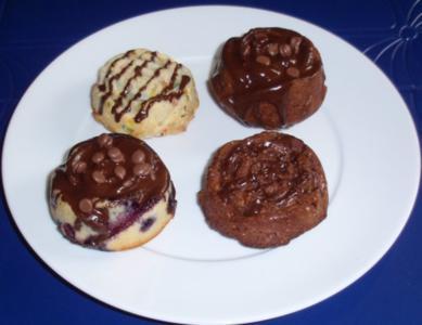 Muffin-Sortiment - Rezept