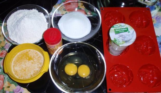 Muffin-Sortiment - Rezept - Bild Nr. 2
