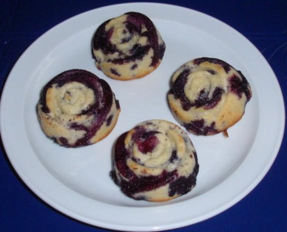 Muffin-Sortiment - Rezept - Bild Nr. 23
