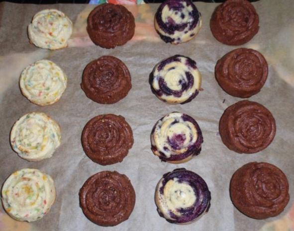 Muffin-Sortiment - Rezept - Bild Nr. 26