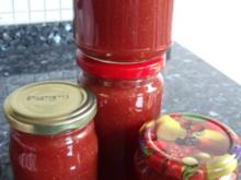 Rhabarber-Erdbeer-Marmelade - Rezept
