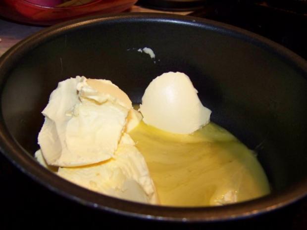 Mousse-au-Cappuccino-Torte nach Dr. Oetker - Rezept - Bild Nr. 3
