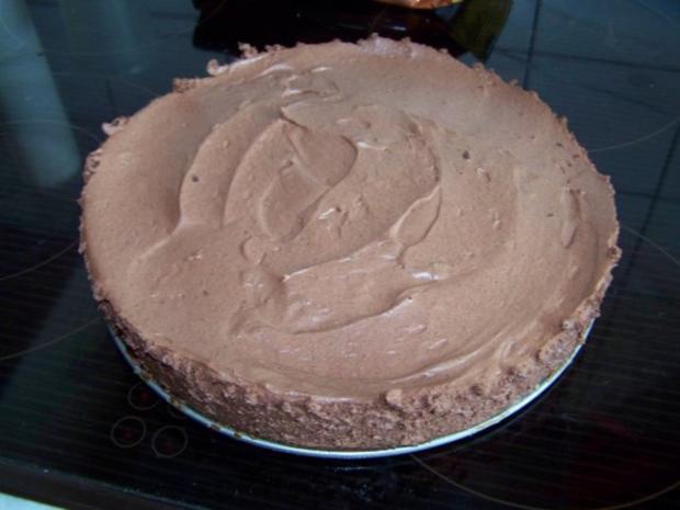 Mousse-au-Cappuccino-Torte nach Dr. Oetker - Rezept - Bild Nr. 10