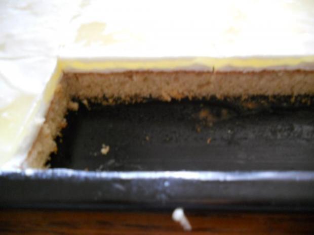 BLECHKUCHEN - Zitronen-Quark-Schnitten - Rezept - Bild Nr. 2