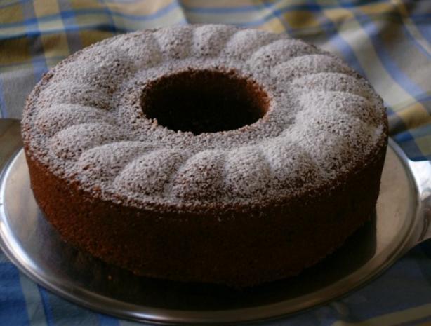 Rotweinkuchen Ruhrteig Rezept Mit Bild Kochbar De