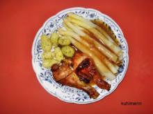Hähnchen-Grillpfanne - Rezept