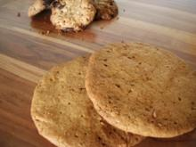 American Peanutbutter Cookies - Rezept