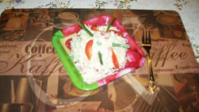 Irenes Amerikanischer- Weißkrautsalat mal ganz anders !! - Rezept