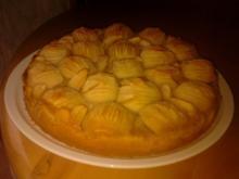 Saftiger Apfelkuchen mmmh - Rezept