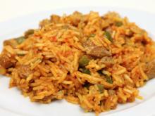 Fleisch – Djuvec – Original serbisches Reisfleisch - Rezept - Bild Nr. 2