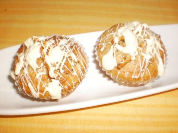 Salzgebäck-Muffins - Rezept