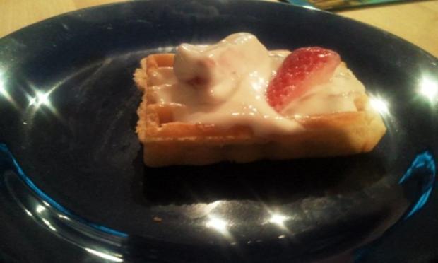 Erdbeer-Dessert - Rezept - Bild Nr. 4